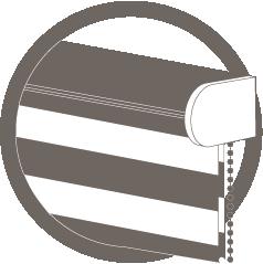 doppelrollo mit blende latest die lieferung unserer artikel kann nur nach deutschland erfolgen. Black Bedroom Furniture Sets. Home Design Ideas